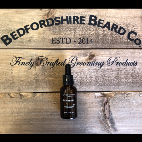Sawmill beard oil 30ml