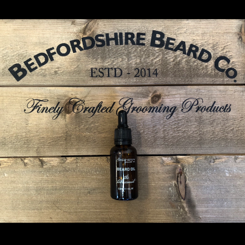 Tobbaconist beared oil 30ml
