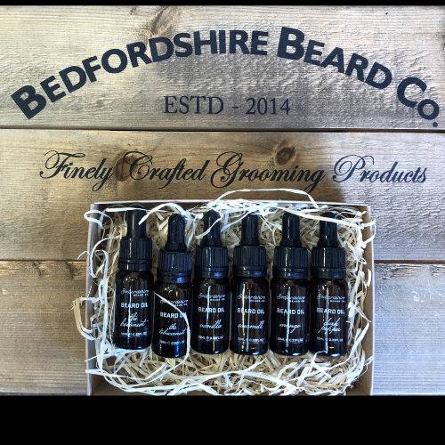 Beard oil Muktipack 10ml