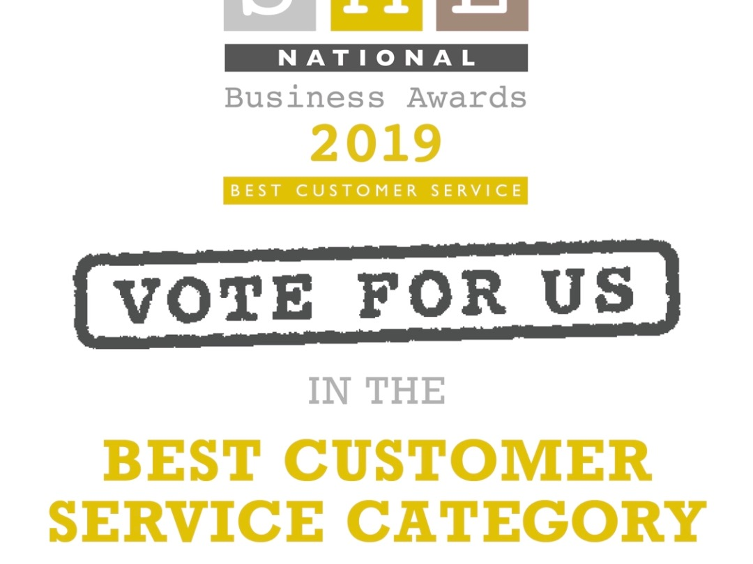 National business awards best customer service